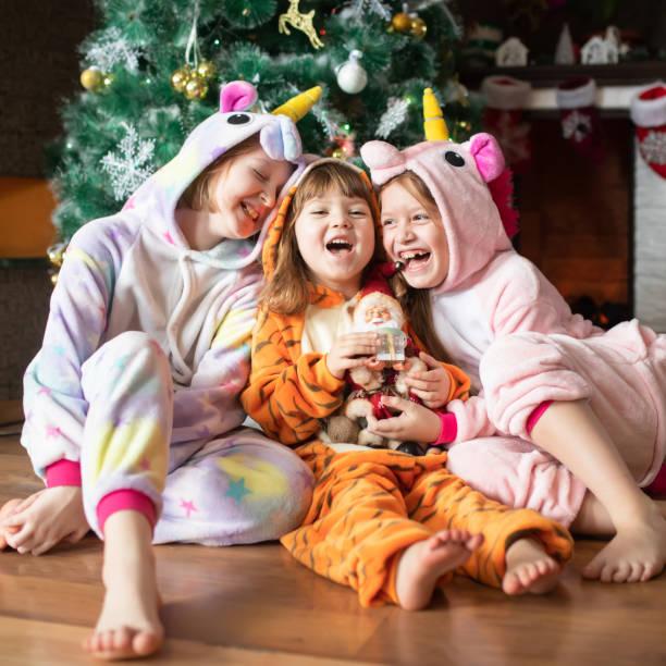 Dans quelle occasion porter un pyjama licorne ?